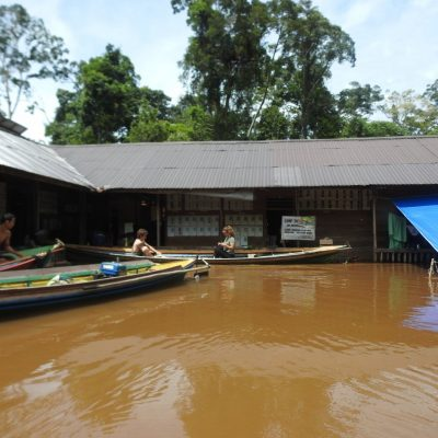 Camp Total Jalu Hit by Big Flood Yet